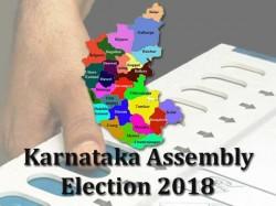 Karnataka Elections Nominations Inching Towards 4 Figure Mark