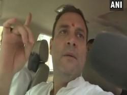 Modi Government Has Destroyed Banking System Blames Rahul Gandhi
