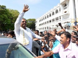 Karnataka Cm Siddaramaiah Grew Richer By Rs 7 Crore In Five Years
