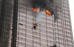 Man Dead Apartment Fire At Trump Tower New York City
