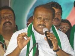 No Rift Alright Says Kumaraswamy On Alliance With Congress In Karnataka