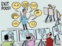 Karnataka Elections Exit Polls Or Entertainment Polls