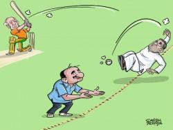 Karnataka Election Match Siddu Kumaranna Try Catch Bsy Of