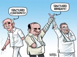 Karnataka Fractured Is There Recovery Immediate Sight