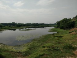 Karnataka Elections With Shimsha River Drying Up Maddur Fa