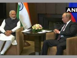 Narendra Modi Leaves Russia S Sochi An Informal Summit