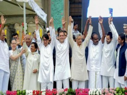 How Congress Is Alienating Itself From Opposition Not Suppor