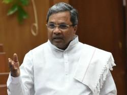 Karnataka Siddaramaiah Visits Home Ground Month After Polls