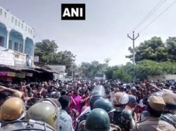 Tamil Nadu One Dead Many Injured As Police Opens Fire At Sterlite Protestors