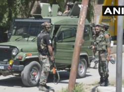 J K Terrorists Hurl Grenade At Army Camp In Kulgam No Casualties Reported
