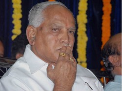Bsy Joins Dunious List Shortest Serving Cms Of India