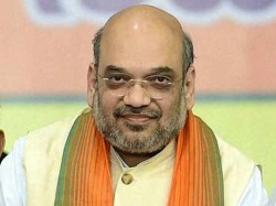 Gujarat Amit Shah To Attend Bjps Brain Storming Session