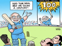 Modi S Team India Consists A Bunch Dissenting Cms
