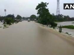 Incessant Rains Trigger Flash Floods In Manipur Assam