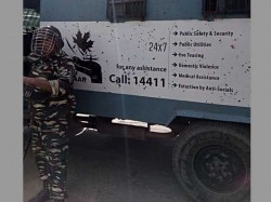 Jk 183 Battalion Of Crpf Targeted In Pulwama No Casualties