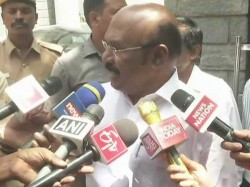 Cauvery Row Hdk Meeting Pm Was A Waste Of Time Says Tn Minister D Jayakumar