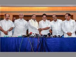 Karnataka 11 Berths 24 Aspirants Jds Mlas Bargain Hard