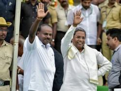 In Kumaraswamys Karnataka Government Siddaramaiah Is Still The Boss