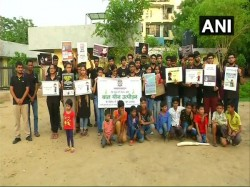 Children Hit Streets Find Samadhan From Sexual Abuse Delhi