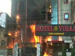 Charbagh Hotel Fire Accident Fir Registered Against Owners