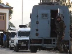 Pre Dawn Terror Strike In Jk 3 Cops Martyred