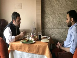 Is Rahul Gandhi Prime Minister Material Tejashwi Yadav Give
