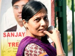 Want To Meet My Husband But Cannot Says Kejriwals Wife