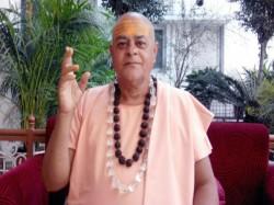 Swami Akhileshwaranand Given Cabinet Minister Rank Madhya Pradesh Government