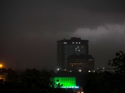 Weather Forecast For June 13 Thunderstorm Likely In Delhi By Weekend