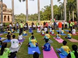 International Yoga Day Modi To Take Part In A Gala Event In Dehradun