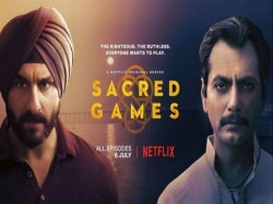 Hc To Hear On July 16 Plea Against Netflix Series Sacred Games