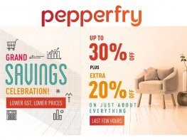 Pepperfry: 10 Must-Haves For Your House