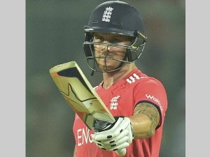 Video: England's Jason Roy given out obstructing the field in T20I