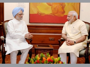 Why Modi mimicking Manmohan is unbecoming of a PM