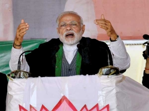 Narendra Modi's film about <i>achhe din</i> is a big flop: Rahul Gandhi