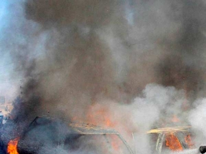 Explosion in southern Turkish city as police vehicle passes