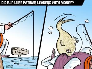 BJP's 'bait' for Patidar bites the saffron party hard in Gujarat