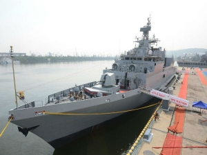 Indian Navy inducts anti-submarine warship INS Kiltan: All you need to know