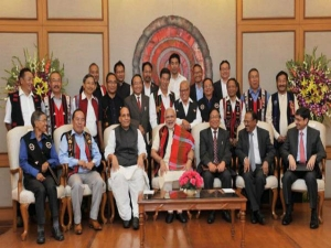 Will Naga solution be 100 per cent satisfactory to all with 6 groups joining peace talks?