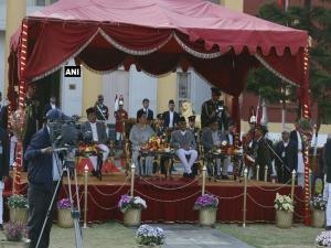 Bidhya Devi Bhandari sworn-in as Nepal's President