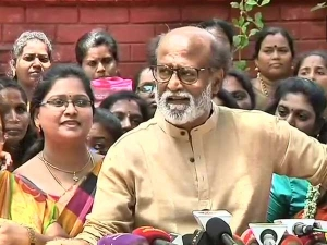 Governor giving 15 days time for BJP was 'mockery of democracy', says Rajinikanth