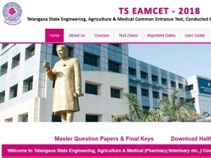 TS EAMCET results 2018 released, here is how to check