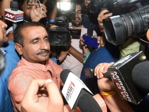 Unnao Rape Case: BJP MLA Kuldeep Sengar booked for framing victim's father in false arms case