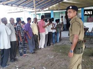 WB Panchayat Polls: Re-polling underway at booth number 79, 80 in Jalpaiguri's Ambikanagar
