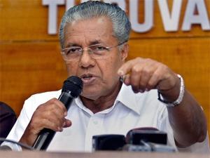 Yoga not part of any religion says Kerala CM