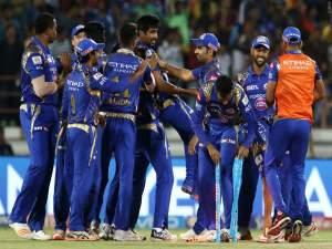 IPL 2017: Highlights: GL Vs MI
