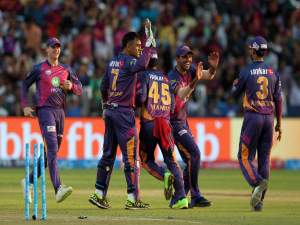 IPL 2017: Highlights: Pune Vs Bangalore