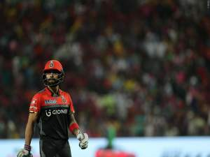 Not in the race for playoffs: Kohli