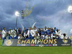 India's journey in Champions Trophy