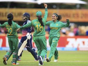 WWC: Pak guilty of slow over-rate